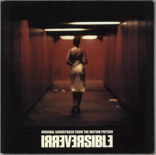 Daft Punk Irreversible - Original Soundtrack From The Motion Picture 2-LP vinyl record set (Double Album) French DFP2LIR734196