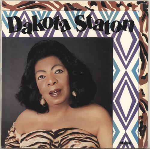 Dakota Staton Dakota Staton - Sealed vinyl LP album (LP record) US DKALPDA698751