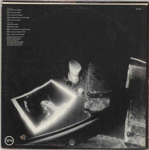 Dakota Staton I've Been There vinyl LP album (LP record) US DKALPIV712000