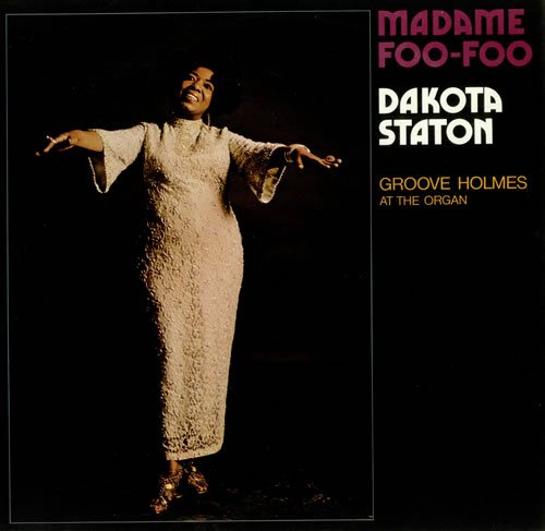 Dakota Staton Madame Foo-Foo vinyl LP album (LP record) UK DKALPMA456587