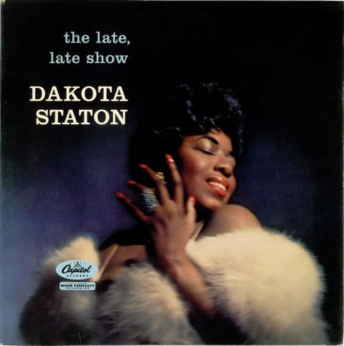 Dakota Staton The Late, Late Show vinyl LP album (LP record) UK DKALPTH531795