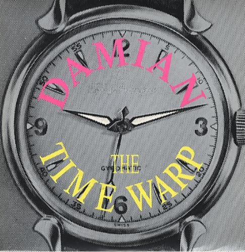 """Damian The Time Warp - Solid 7"""" vinyl single (7 inch record) UK DMN07TH94092"""