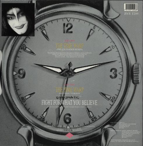 "Damian The Time Warp 12"" vinyl single (12 inch record / Maxi-single) UK DMN12TH20467"