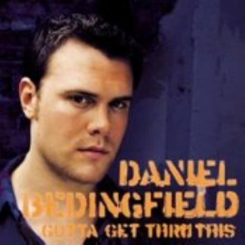 Daniel Bedingfield Gotta Get Thru This CD album (CDLP) UK DBECDGO221446
