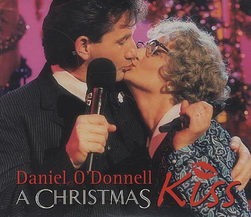 A Christmas Kiss.Daniel O Donnell A Christmas Kiss Uk Cd Single Cd5 5