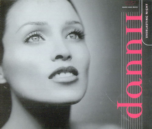 "Dannii Minogue Everlasting Night CD single (CD5 / 5"") Australian DANC5EV129859"