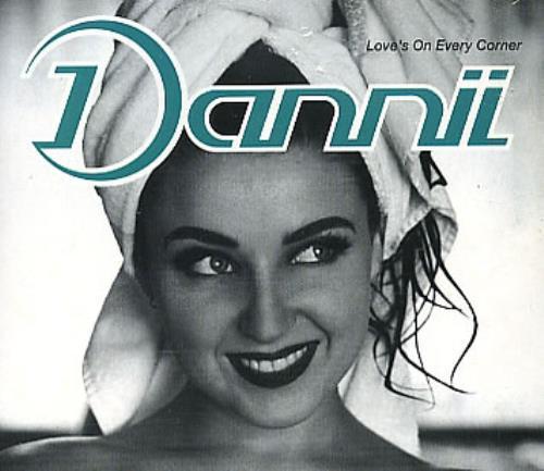 "Dannii Minogue Love's On Every Corner - Part 1 CD single (CD5 / 5"") UK DANC5LO45746"