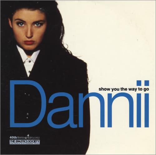 """Dannii Minogue Show You The Way To Go CD single (CD5 / 5"""") UK DANC5SH33229"""