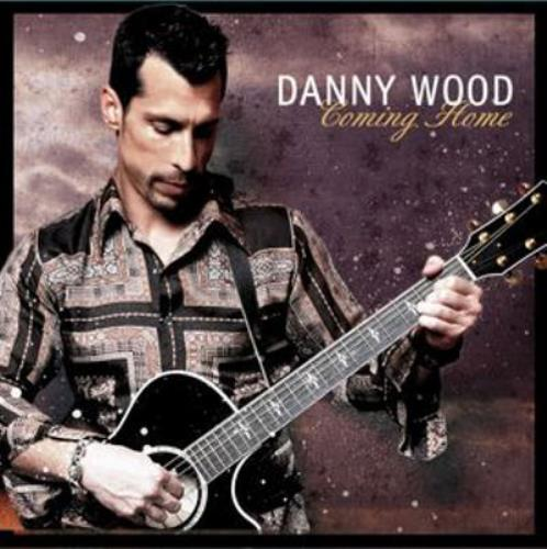 Danny Wood Coming Home CD album (CDLP) Australian DAHCDCO449839