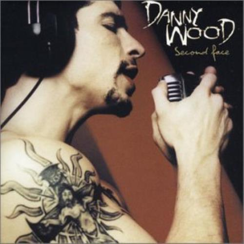 Danny Wood Second Face CD album (CDLP) US DAHCDSE279947