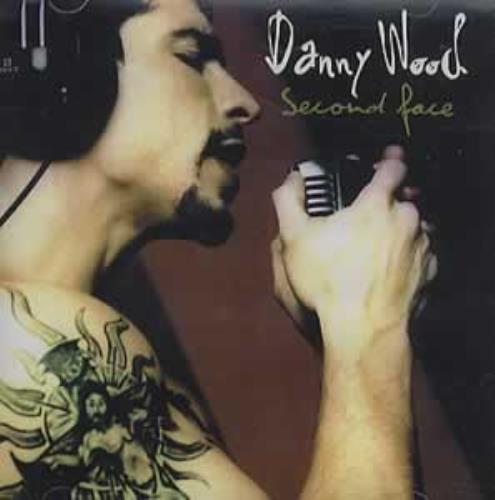 Danny Wood Second Face CD album (CDLP) US DAHCDSE352609
