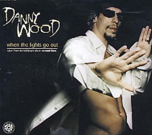 """Danny Wood When The Lights Go Out CD single (CD5 / 5"""") US DAHC5WH276590"""