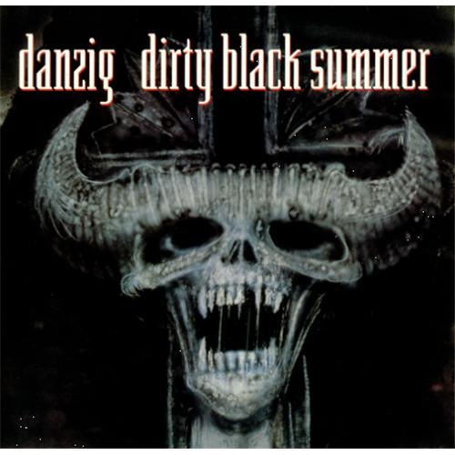 "Best Buy Imports >> Danzig Dirty Black Summer UK 12"" vinyl single (12 inch record / Maxi-single) (426268)"