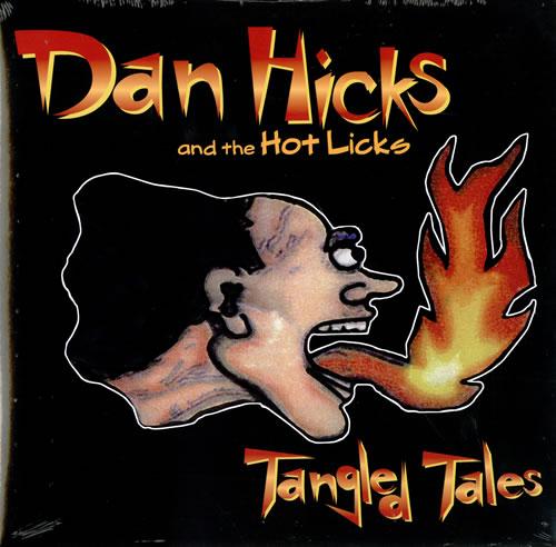 Dan Hicks Tangle Tales vinyl LP album (LP record) US DKZLPTA477279