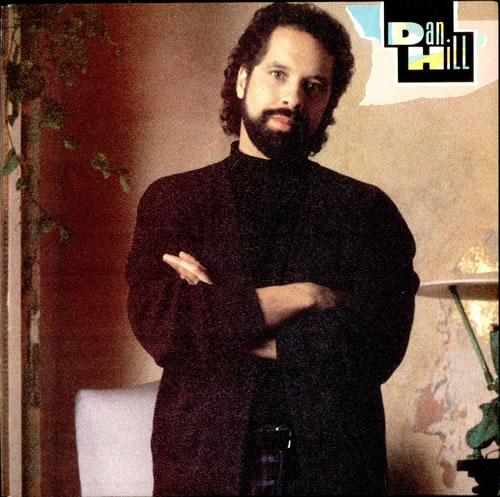Dan Hill Dan Hill (1987) vinyl LP album (LP record) UK DZ4LPDA504961