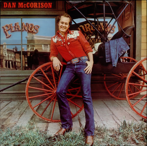 Dan McCorison Dan McCorison vinyl LP album (LP record) UK D5WLPDA542365