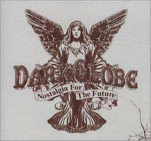 "Dark Globe Nostalgia For The Future - Album Sampler CD single (CD5 / 5"") European DGKC5NO305009"