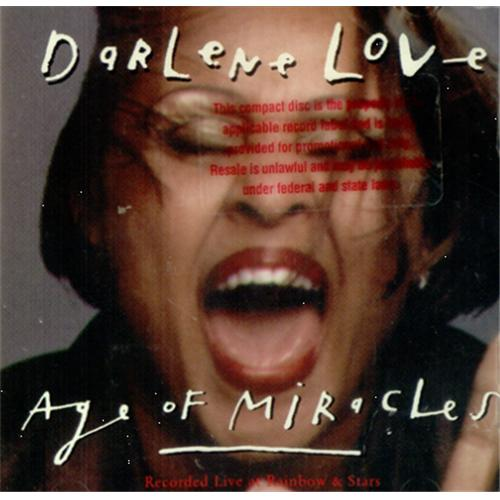 Darlene Love Age Of Miracles CD album (CDLP) US DLNCDAG414721