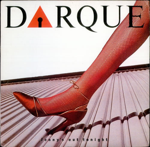 Darque Jenny's Out Tonight vinyl LP album (LP record) US D2RLPJE517514