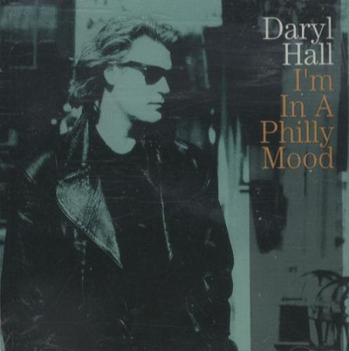 "Daryl Hall I'm In A Philly Mood CD single (CD5 / 5"") US DRLC5IM153911"