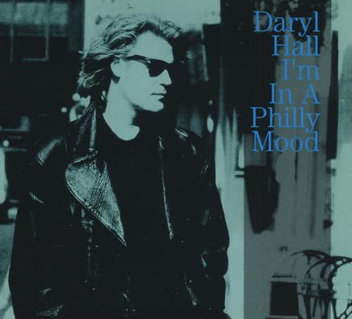"Daryl Hall I'm In A Philly Mood CD single (CD5 / 5"") UK DRLC5IM63603"