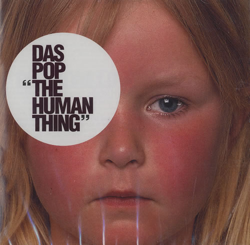 Das Pop The Human Thing CD album (CDLP) UK DQVCDTH474190