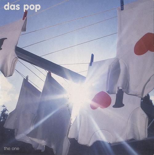 "Das Pop The One CD single (CD5 / 5"") UK DQVC5TH488106"