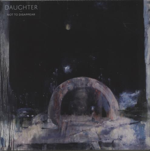 Daughter Not To Disappear UK vinyl LP album (LP record)