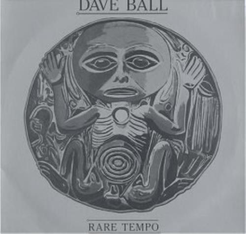 "Dave Ball Rare Tempo 12"" vinyl single (12 inch record / Maxi-single) Belgian DVL12RA131985"