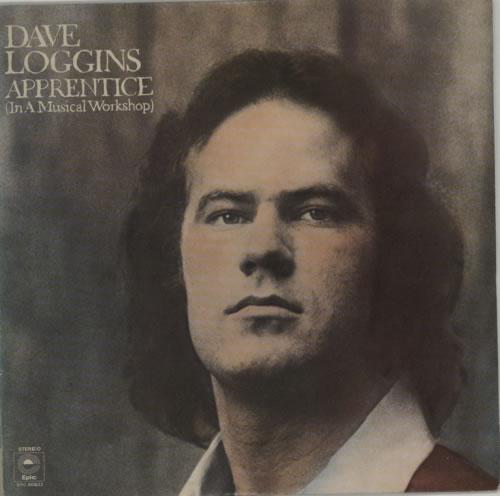 Dave Loggins Apprentice [In A Musical Workshop] vinyl LP album (LP record) US D1XLPAP622617