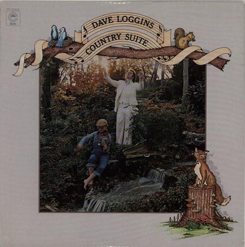Dave Loggins Country Suite - Sealed vinyl LP album (LP record) US D1XLPCO618934