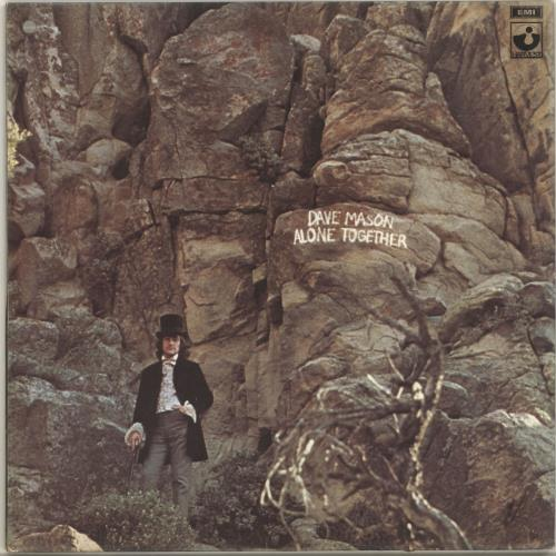 Dave Mason Alone Together vinyl LP album (LP record) UK DMSLPAL515479