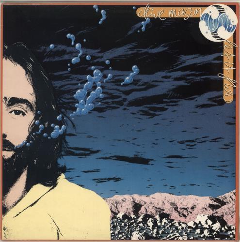 Dave Mason Let It Flow vinyl LP album (LP record) UK DMSLPLE707555