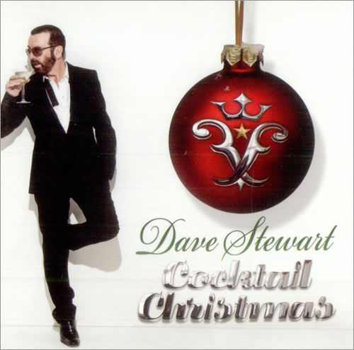 Dave Stewart Cocktail Christmas + Christmas Is For Lovers 2-disc CD/DVD set US STE2DCO499926