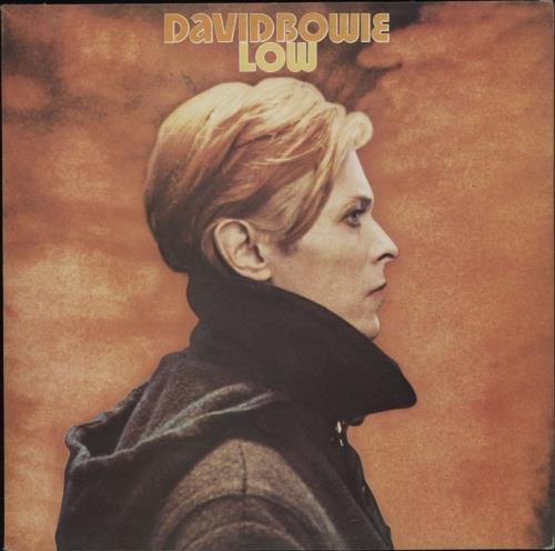 David Bowie Low - 1st - Complete - EX vinyl LP album (LP record) UK BOWLPLO598838
