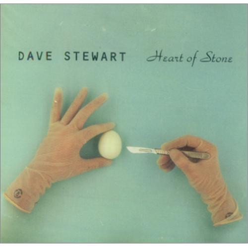 "David A. Stewart Heart Of Stone CD single (CD5 / 5"") UK STEC5HE113241"