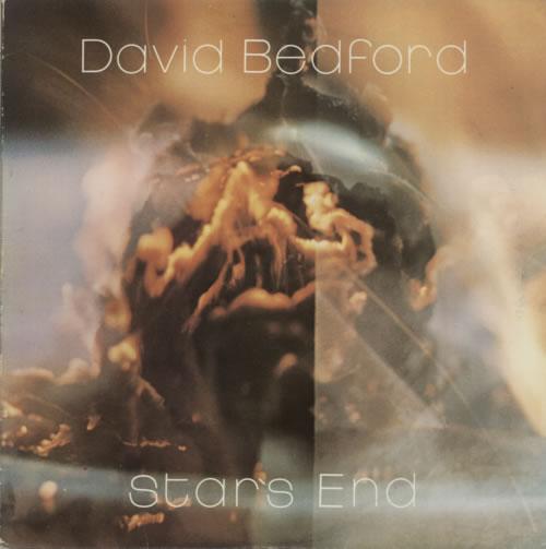 David Bedford Star's End vinyl LP album (LP record) UK DBFLPST450719