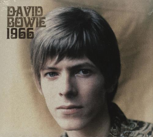 "David Bowie 1966 - Sealed CD single (CD5 / 5"") UK BOWC5SE751286"
