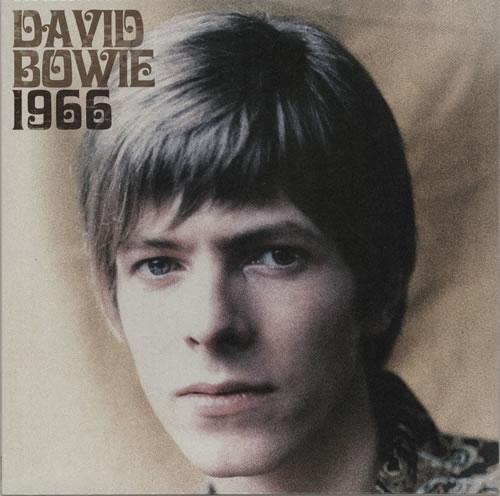 David Bowie 1966 - White Vinyl - RSD Sealed vinyl LP album (LP record) UK BOWLPRS627988