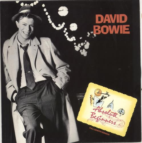 "David Bowie Absolute Beginners 12"" vinyl single (12 inch record / Maxi-single) UK BOW12AB34235"