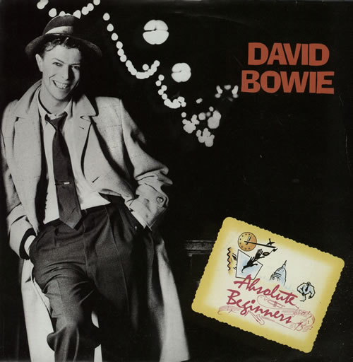 """David Bowie Absolute Beginners 7"""" vinyl single (7 inch record) UK BOW07AB582505"""