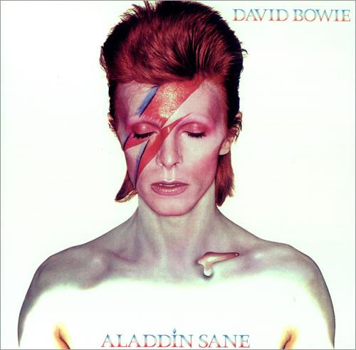 David Bowie Aladdin Sane - 180gm vinyl LP album (LP record) UK BOWLPAL134554