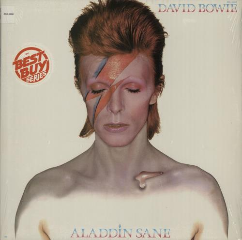 David Bowie Aladdin Sane - Sealed vinyl LP album (LP record) US BOWLPAL650502