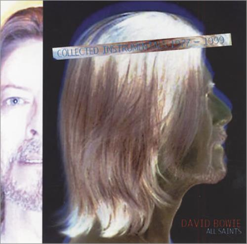 David Bowie All Saints - Collected Instrumentals 1977-1999 CD album (CDLP) UK BOWCDAL189079