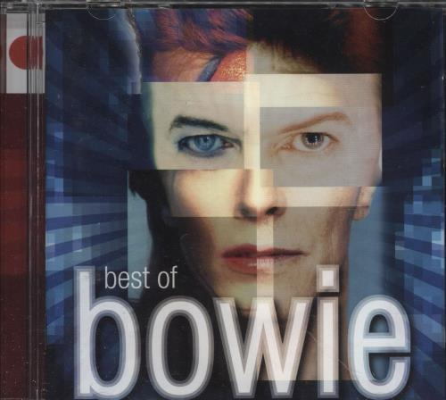 David Bowie Best Of Bowie CD album (CDLP) Japanese BOWCDBE224213