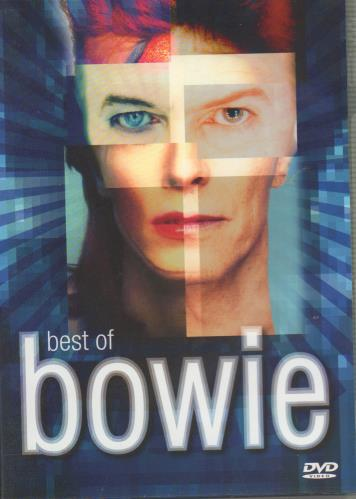 David Bowie Best Of Bowie DVD UK BOWDDBE672791