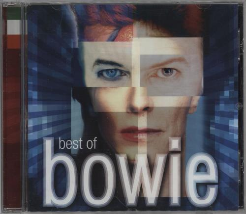 David Bowie Best Of Bowie CD album (CDLP) Italian BOWCDBE754821