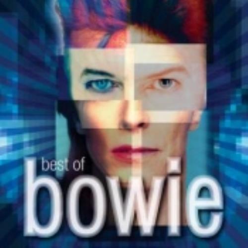 David Bowie Best Of 2 CD album set (Double CD) UK BOW2CBE224738