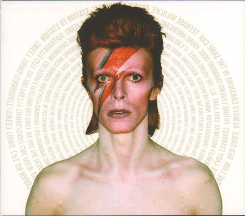 David Bowie Bowie Treasures book UK BOWBKBO588085