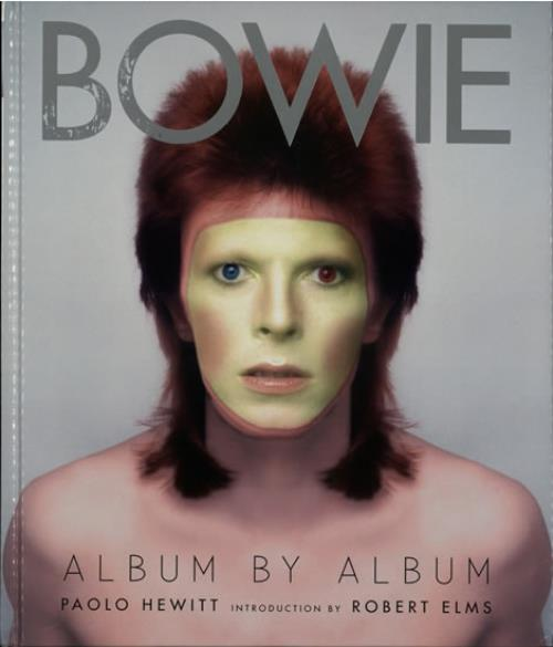 David Bowie Bowie: Album By Album UK book